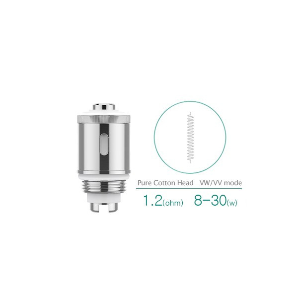 Résistance clearomiseur GS Air 2 Eleaf 1.2 ohm