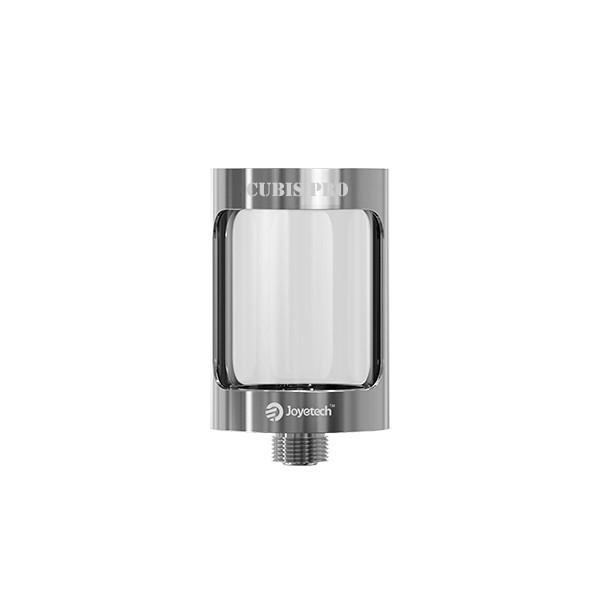 Tank Pyrex acier clearomiseur Cubis Pro joyetech inox