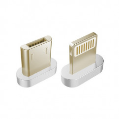 Plugs magnétiques recharge Micro-USB lightnning