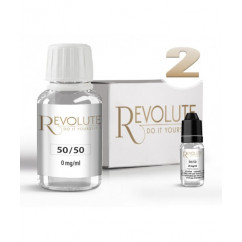 Pack Start DIY 50/50 - Revolute - 100ml