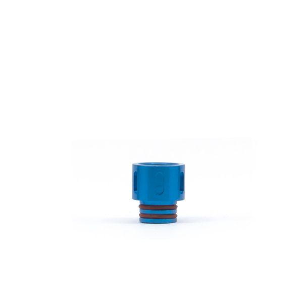 Drip Tips 510 Alu Court bleu