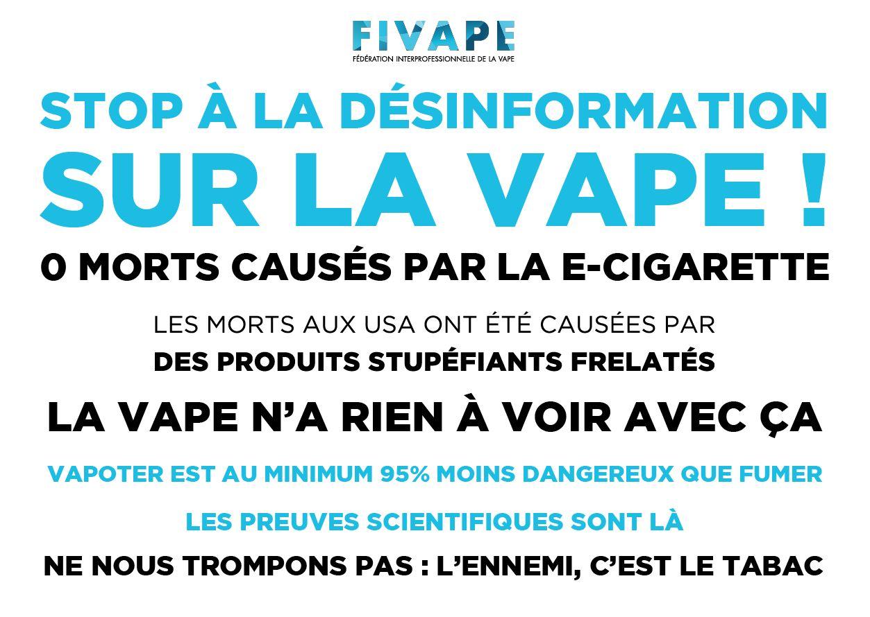 Fivape Moi(s) sans tabac